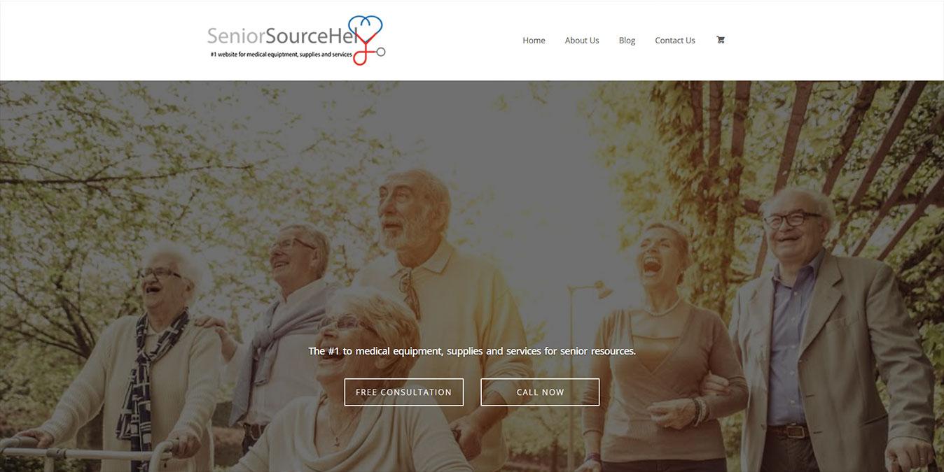 Senior source help