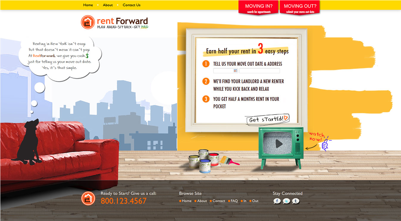 Rent Forward